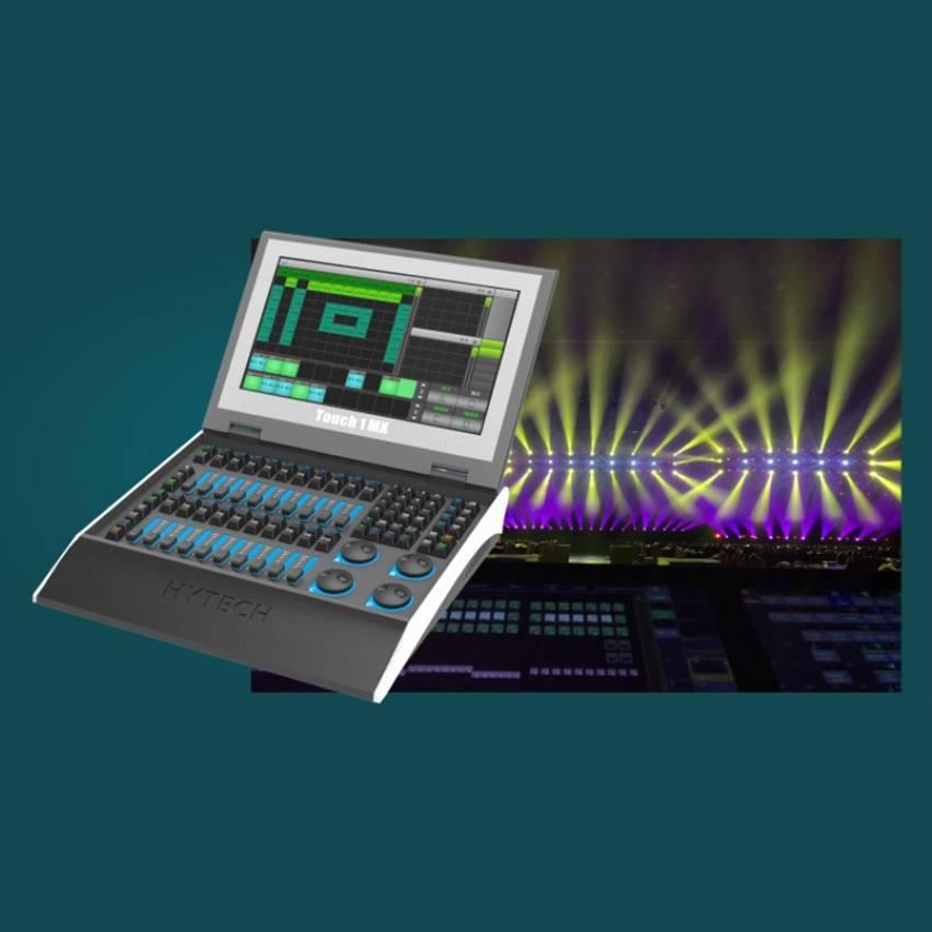 华用 Touch 1 MX 型专业舞台灯光数字DMX512灯光控制台
